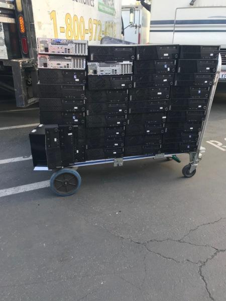 Gallery Electronics Free Pick Up In Los Angeles Free Ewaste Pickup
